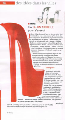 Sud-Ouest Le Mag - Avril 2012