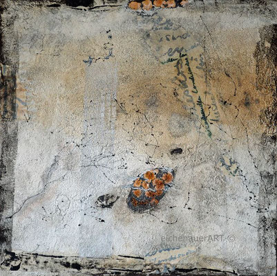 Nightflow II | 50 x 50 cm