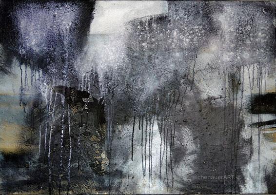 Nightflow I | 70 x 100 cm