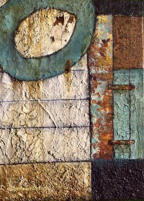 Zyklus Wände | 80 x 60 cm