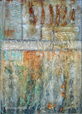 Zyklus Wände | 70 x 50 cm