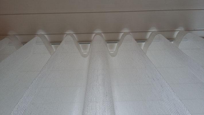 Vorhang Wave von daah, Stoff Alato