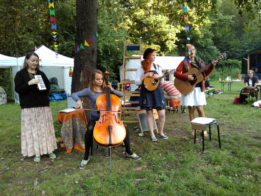 Mailwald Fest in Erlangen