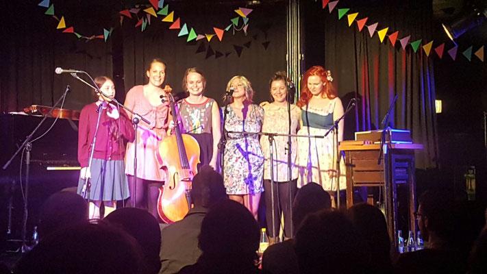 CD-Release Konzert in der Kresslessmühle