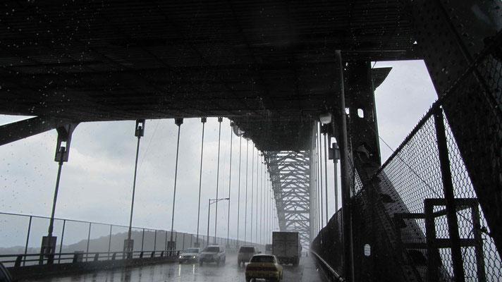 Puente de las Americas.