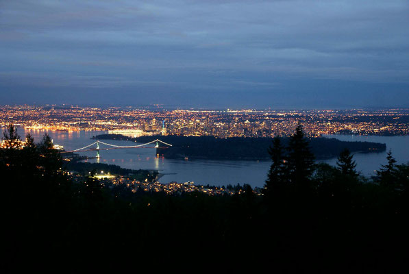 Back in Vancouver - Cypress Mountain