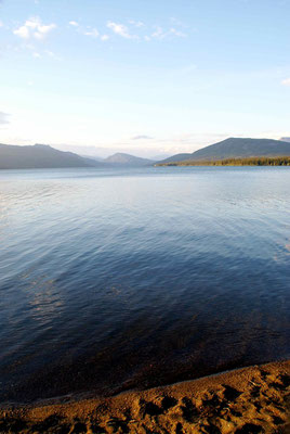 Kinaskan Lake