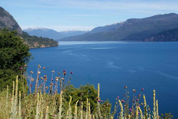 Lago Lacar, San Martin de los Andes.