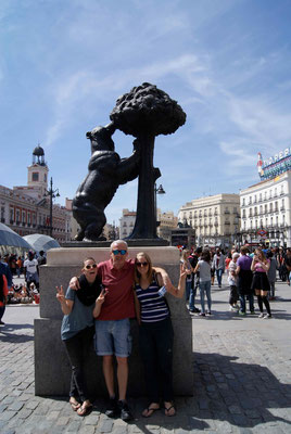 Our guide and host Loic in Madrid.