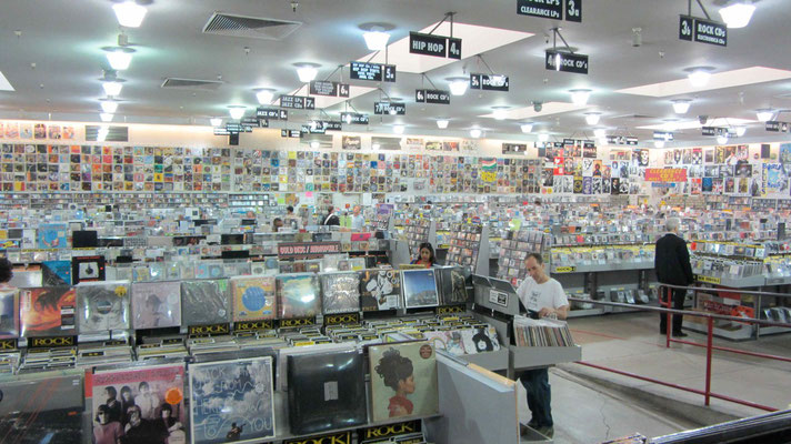 Big Music shop