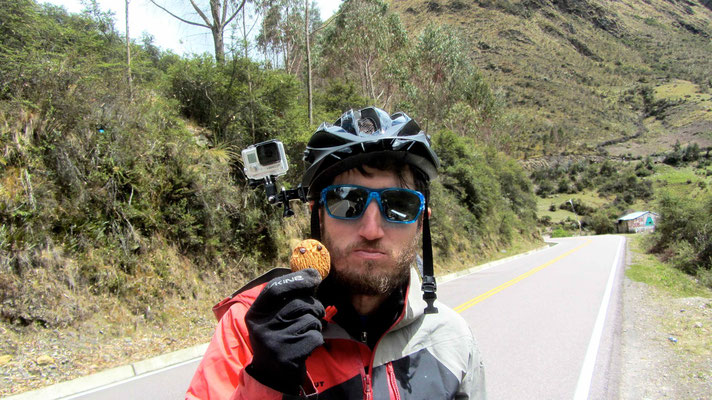 GoPro, Sam and the Cookie.