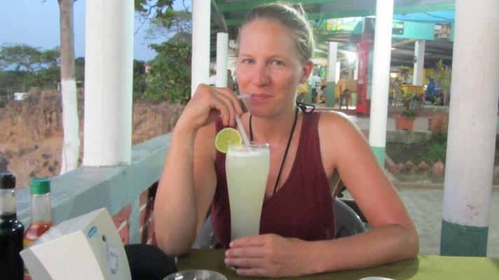 Limonada. Favorite drink.