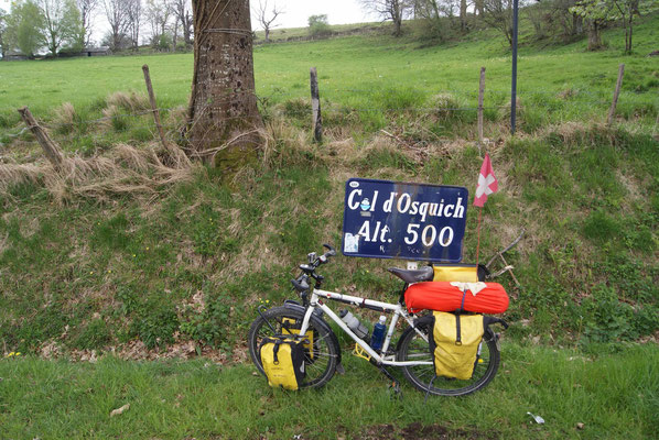 Col d'Osquich. An other little pass.