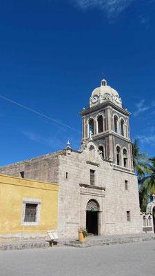 """""""Misión de Loreto"""" founded in 1697."""