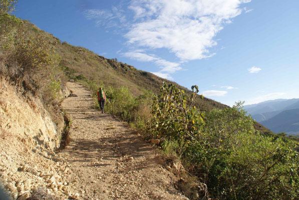 Climb the Kuélap Fortress.