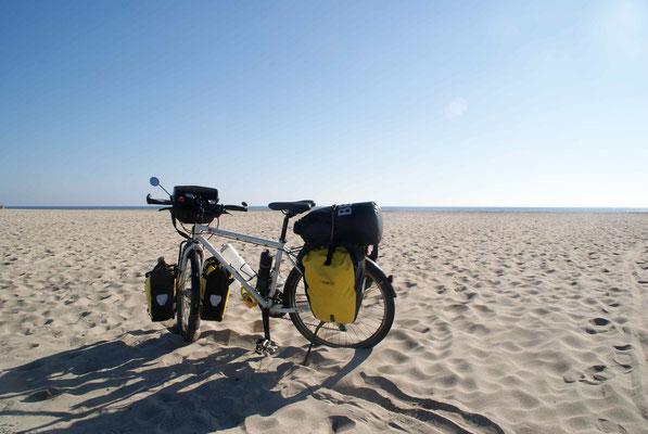 Sun, Beach, Sand, Sea