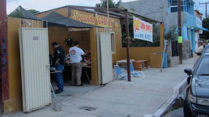 Segunda Gabino - Our great host in Loreto.