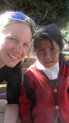 Chat with peruvian schoolgirl