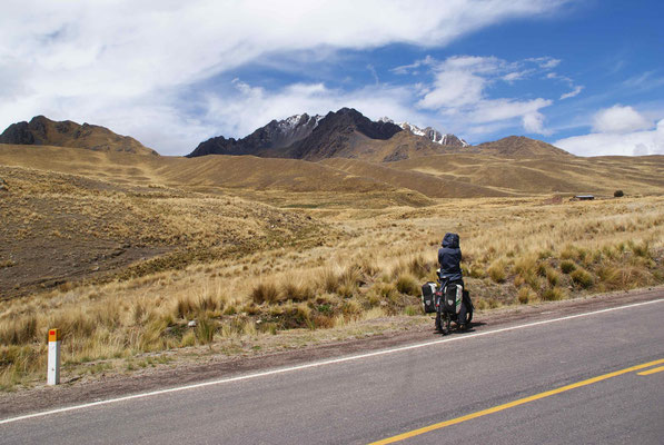 Stunning at the Andes...