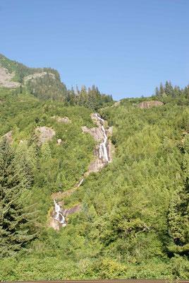 Nice waterfalls