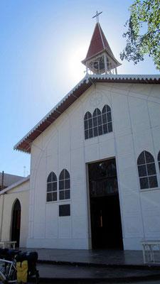 """Iglesia de Santa Rosalia"" designed by Alexander Gustave Eiffell"