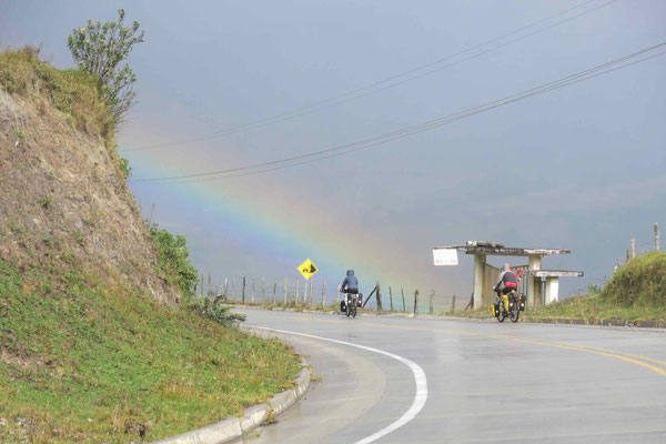 Rainbow (Photo: Quique)