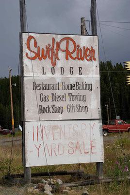 Swift River, closed