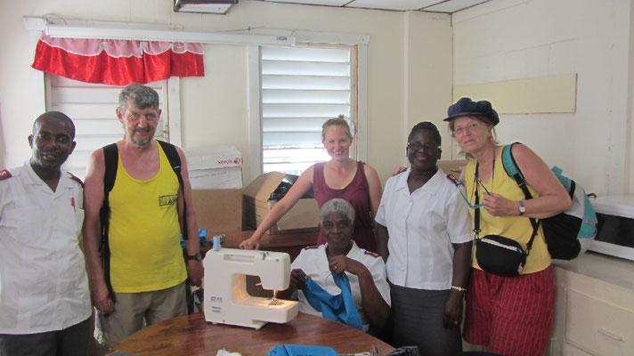 Salvation Army Belize City