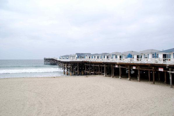 Pier in San Diego