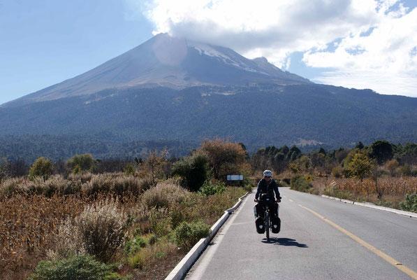 Last eruption in July 2013.