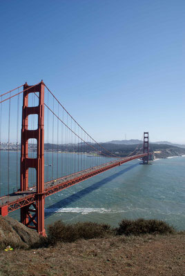Highlight: The Golden Gate Bridge