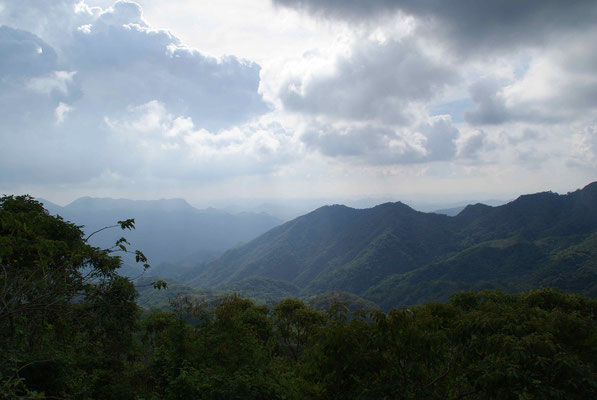 Sierra Madre Occidental.