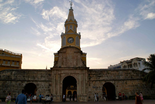Cartagena, Walled City