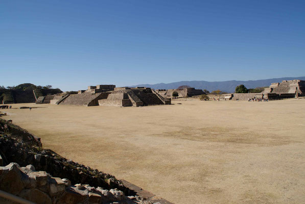 "Monte Alban - ""White Mountain"""