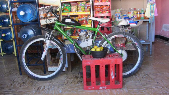 Motores para Bicicletas.