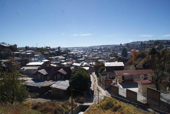 View of El Salto