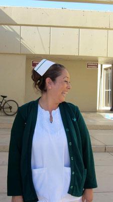 The best nurse ever.