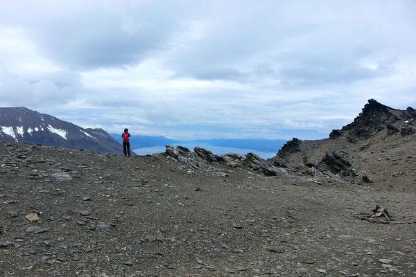 Trekking Cerro Guanaco.