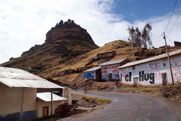 La Corona del Inca.