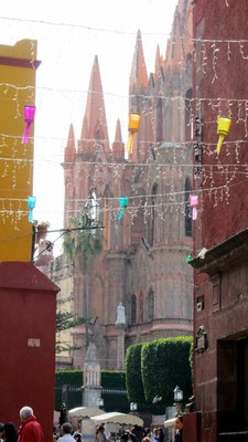 Cathedral of San Miguel de Allende