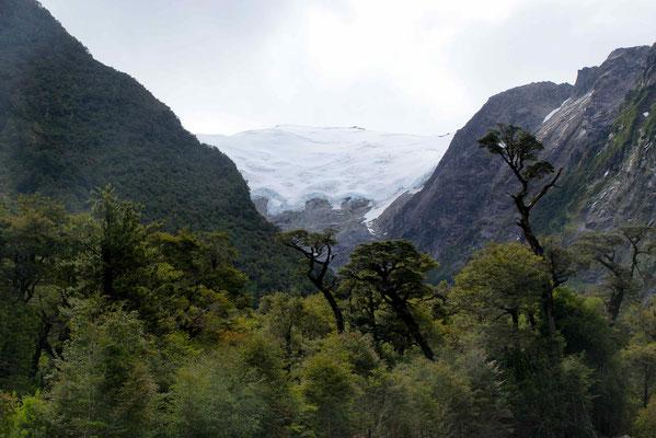 Parque Nacional Queulat.