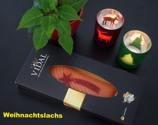 Vidal Lachs Weihnachten