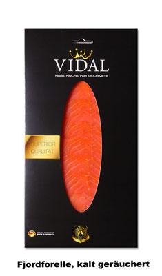 Vidal Fjordforelle