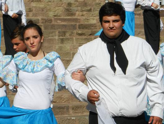 Ein Tänzchen in Mendoza