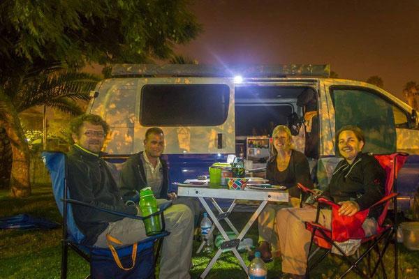Wiedersehen mit Rike und Martin in Cochabamba
