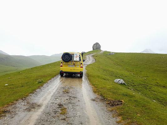 Kleine Offroadtour von Sotres nach Espinama
