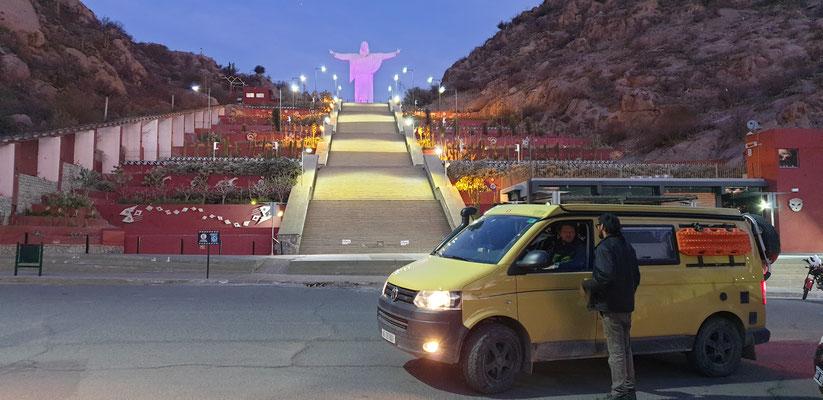 Cristo del Portezuelo: das Wahrzeichen von Chilecito