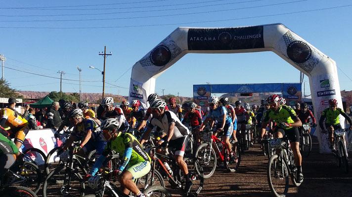 Atacama Challenger: wir waren dabei.. als Zuschauer