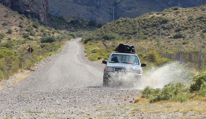 Von der Carretera Austral nach Chile Chico