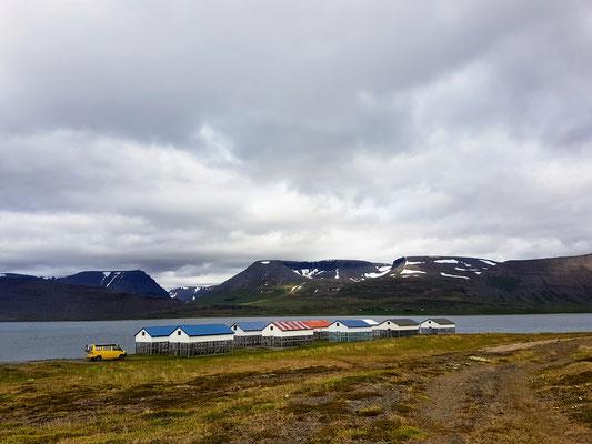 Fischerunterkunft oder Touriunterkunft?